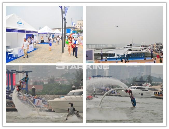 广州南沙湾游艇博览会