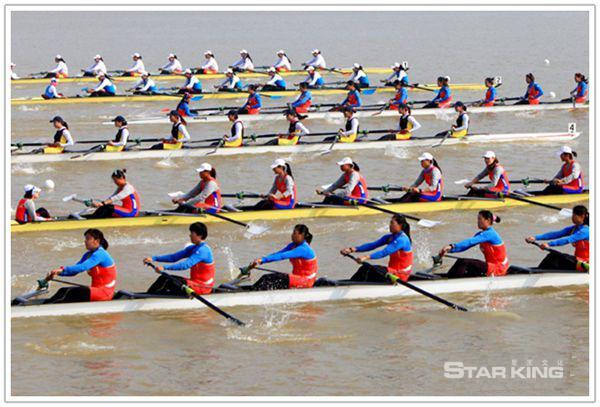 2013金凯盛•中国杯赛艇公开赛